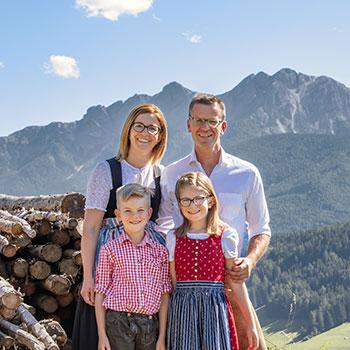 Familie Mutschlechner