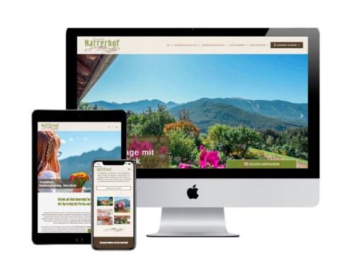 website-harrerhof