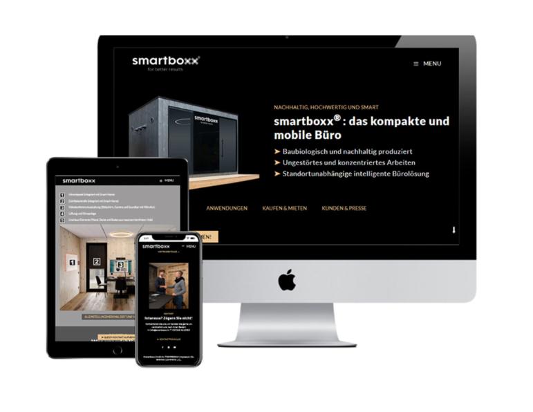 smartboxx – das kompakte und mobile Büro