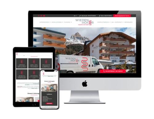website-wiedenhofer-gmbh